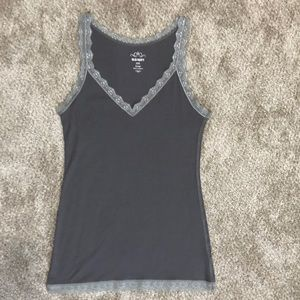 Old Navy Tank with Lace Detail